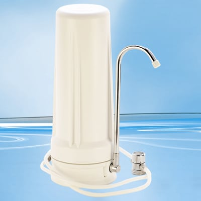 AquaSafe AS100F9 Benchtop Fluoride Water Filter System-0