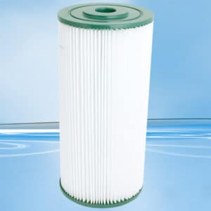 "13083 50 micron 10"" x 4.5"" pleated sediment filter-0"