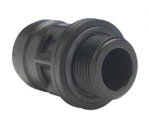 "John Guest 15mm x 3/4"" BSP Male Adaptor"